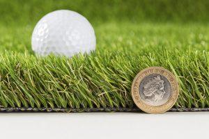 40mm golf sahası