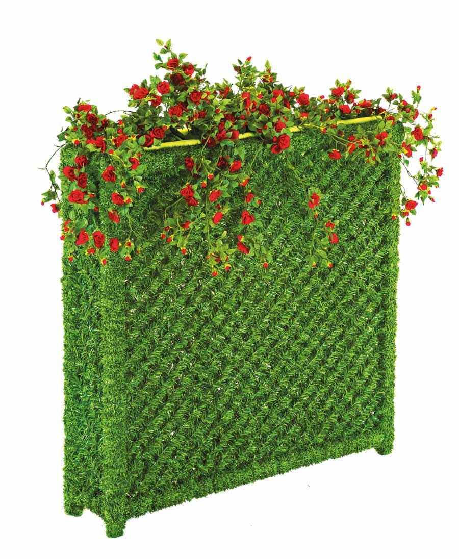 Yaprak Çim çitler Neden Kullanılırlar